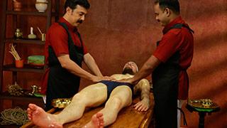 Abhyanga ayurveda treatment