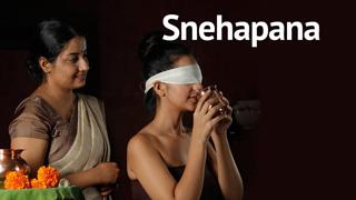 Snehapanam ayurvedic treatment