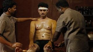 Udwartana ayurvedic treatment